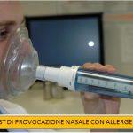 test nasale allergie studio Ariano Imperia