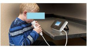 test asma bambini Imperia